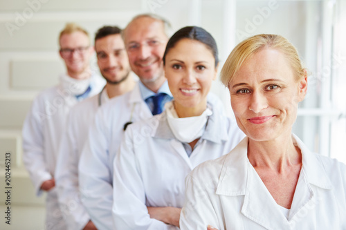 Klinik Personal als Team