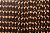 Close Up Background and Texture of Cork Board Wood Surface, Nature Product Industrial - 202574844