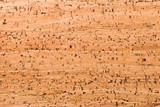 Close Up Background and Texture of Cork Board Wood Surface, Nature Product Industrial - 202575065