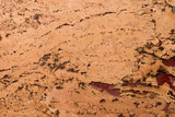 Close Up Background and Texture of Cork Board Wood Surface, Nature Product Industrial - 202575265