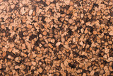 Close Up Background and Texture of Cork Board Wood Surface, Nature Product Industrial - 202575432