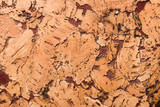 Close Up Background and Texture of Cork Board Wood Surface, Nature Product Industrial - 202575854