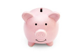 Money box on white background. - 202651854