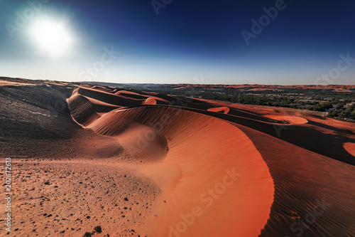 Mars, Desert Rub' al Khali, Emirates, Abu Dhabi, Liwa, Jan.2018