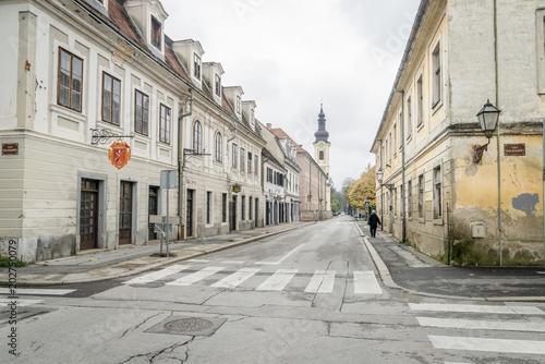 Fototapeta Karlovac, Croatia
