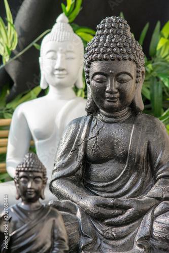 Plexiglas Boeddha Zen