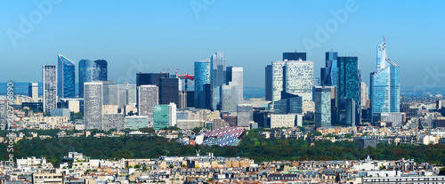 Panorama of Paris - 202776890