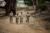 Soldiers running - 202791048