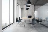Contemporary office interior - 202796609
