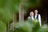bride and groom wedding photosession - 202817042