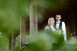 bride and groom wedding photosession - 202817052