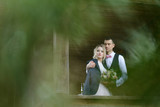 bride and groom wedding photosession - 202817072