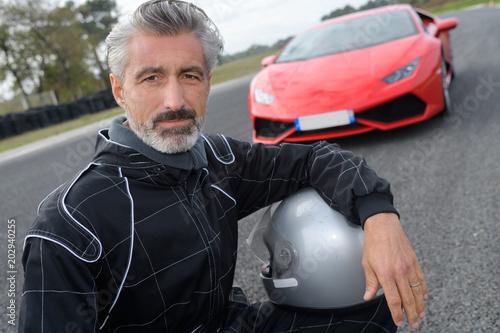 fast car driver
