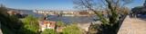budapest hungary and danub river high resolution panorama