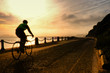 Quadro Man cycling at Golden Gate National Recreation Area