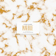 premium white and gold marble texture background