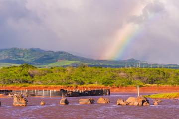 Salt Pond Rainbow