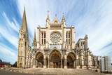 South side of Chartres Cathedral - 203184060