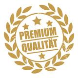Goldener Stempel Premium Qualität