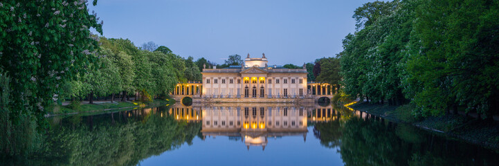 Lazienki Park, Warsaw - Poland