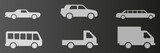Symbol-Set - Fahrzeuge