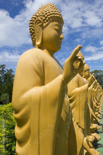 Plexiglas Boeddha Templo Budista