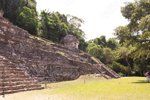 Aluminium Cappuccino Mexico Palenque Chiapas