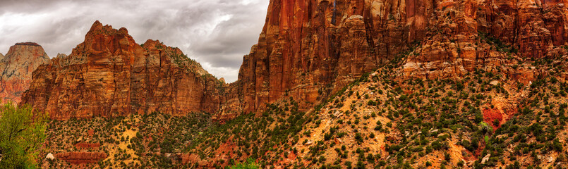 Zion National park © Andrew