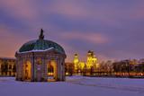 Der Dianatempel im Münchner Hofgarten