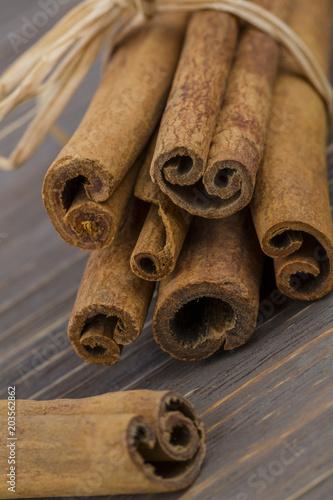 Aluminium Bakkerij cinnamon sticks