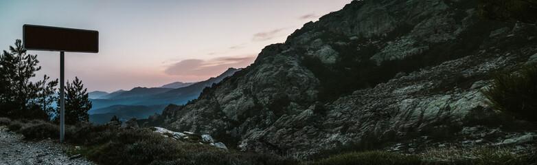 Col de Bavella Korsika