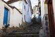 Quadro Town Cusco in Peru