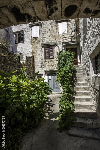 Fototapeta Trogir city, Croatia