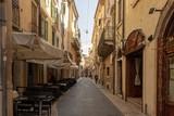 Gasse in Verona