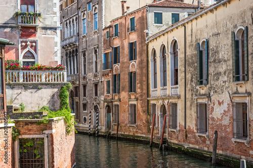 Zdjęcia na płótnie, fototapety na wymiar, obrazy na ścianę : Architecture of Venice