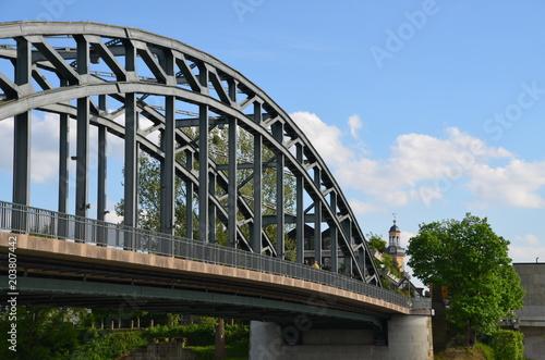 Plexiglas Sydney Weserbrücke