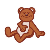 baby kids icon