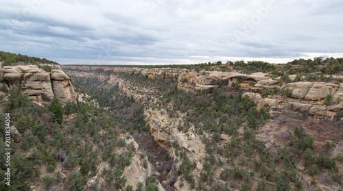 Aluminium Cappuccino Mesa Verde Cliff Dwellings, Colorado