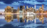 Manhattan skyline, New York - 203877803