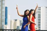 Dancing friends - 203886045