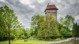 the tower of fortress Sponeck Germany - 203893239
