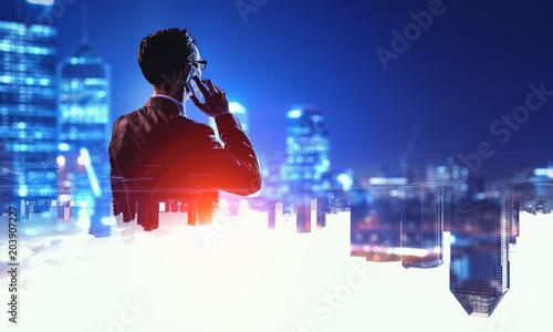 Zobacz obraz In rythm of modern business