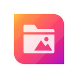 Pictures - APP Icon (Vector)