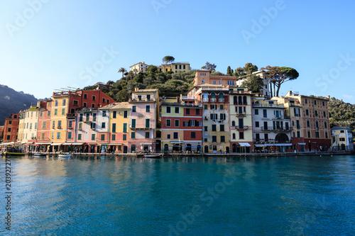 Fotobehang Liguria Portofino - Liguria