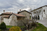 Ancient fortified village of Fagagna.