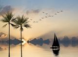 vacaciones de verano en el mar - 203948887
