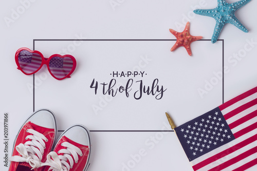 July 4th concept