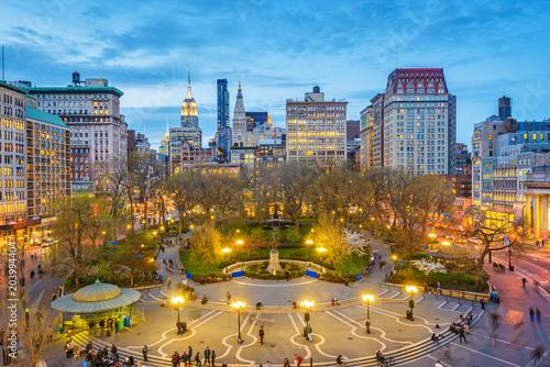 Union Square New York City