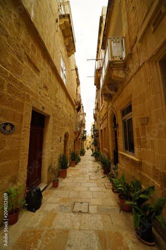 Fototapeta マルタ島の街並み