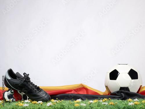 Fototapeta Fußball